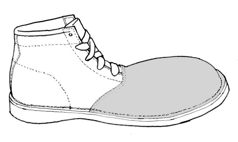 Speed Drawing  Combat Boots